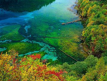 China holidays with Jiuzhaigou.JPG
