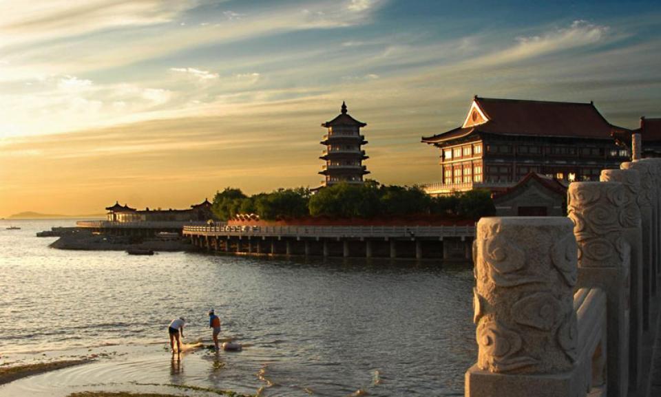 Shandong Penglai sunset.jpg